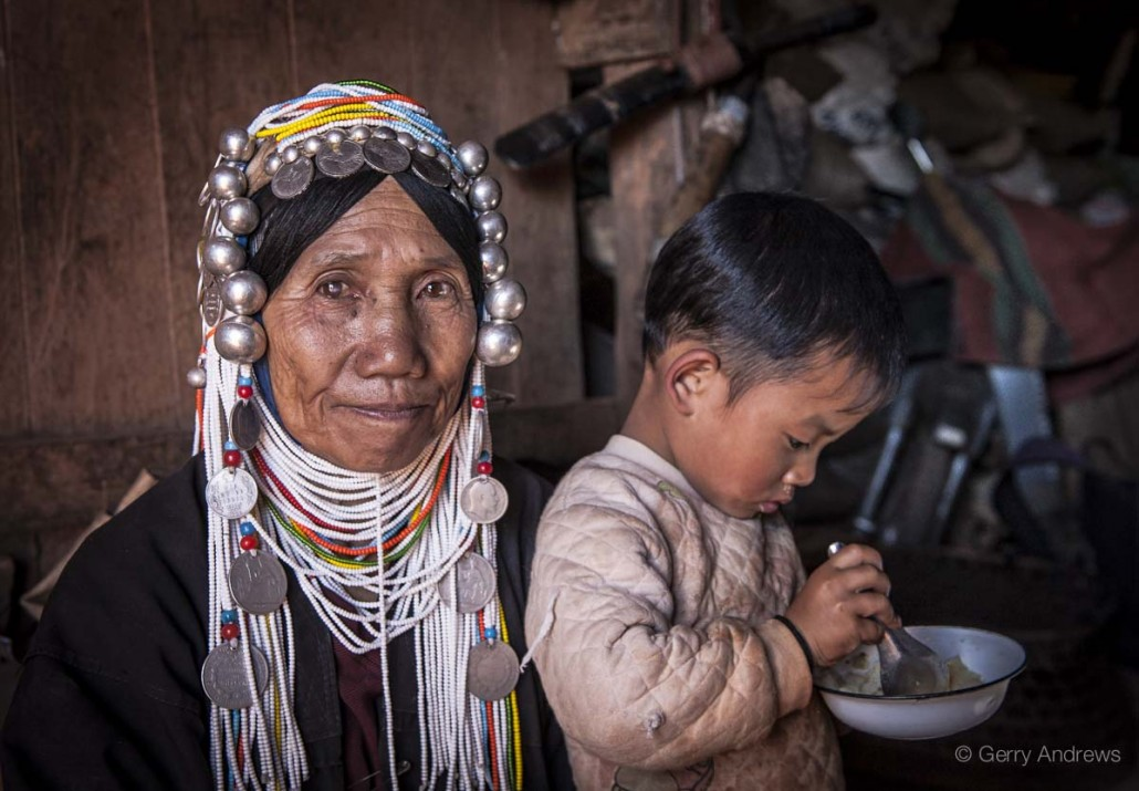 Akha Grandmother_